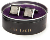 Ted Baker Stainless Steel Cufflinks