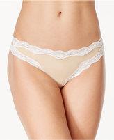 Calvin Klein Croquette Lace Thong QD3536