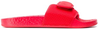 Adidas By Pharrell Williams Logo Touch-Strap Slides