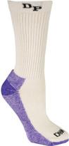 Women's Dan Post Boots Mid Calf Work Medium Weight Socks 4 Pairs
