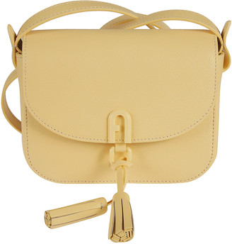 Furla Hanging Tassel Detail Shoulder Bag