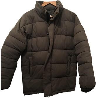 Schott Khaki Cotton Coats