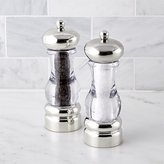 Crate & Barrel Del Norte Salt and Pepper Gift Set