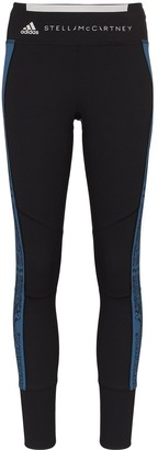 adidas by Stella McCartney Panelled Sports Leggings