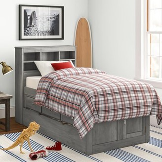 """Greyleighâ""""¢ Norberto Twin Mate's Bed with Bookcase, Drawers and Trundle Greyleigha"""