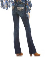 Miss Me Bling Pocket Bootcut Jeans