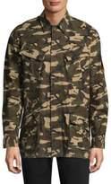 Dim Mak Izzy Camouflage Jacket