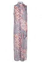 Select Fashion Fashion Womens Multi Festival Sless Maxi Shirt Drs - size 14