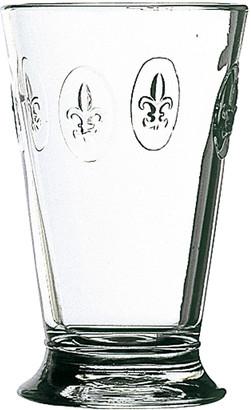 La Rochere Fleur de Lys Ice Tea Glasses, Set of 6