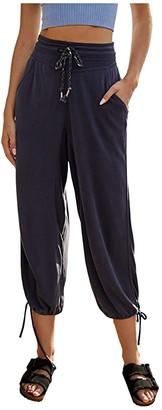 FP Movement Creek Side Joggers (Navy) Women's Casual Pants
