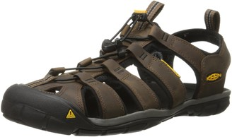 Keen Men's Clearwater Cnx Leather Water Sandal