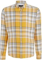 Duck and Cover Men's Huffman ls shirt