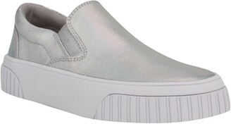 Nine West Dally Platform Slip-On Sneaker
