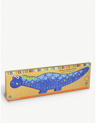 Selfridges Alphabet Dinosaur wooden puzzle