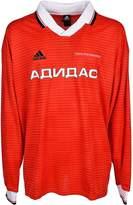 Gosha Rubchinskiy X Adidas Football Jersey Style T-shirt