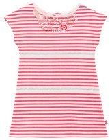 Billieblush Pink Stripe Embroidered Tee Dress