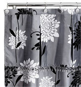 Asstd National Brand Erica Shower Curtain