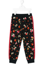 Dolce & Gabbana ladybug jogging trousers