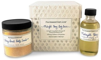 Farmaesthetics Midnight Honey Body Buzz Set