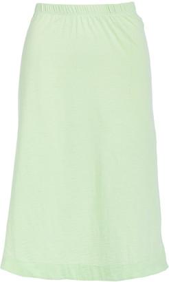 Fresh Produce Women's Casual Skirts ALE - Light Green Midi Skirt - Women