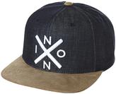 Nixon Exchange Snapback Cap Black
