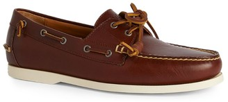 Polo Ralph Lauren Leather Boat Shoes