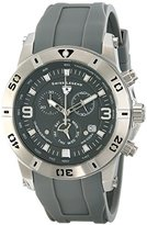 Swiss Legend Men's 10164-014 Everest Analog Display Swiss Quartz Gray Watch