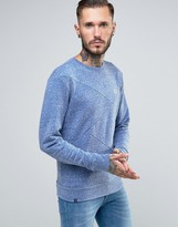 Le Breve Sweat Crew Sweater