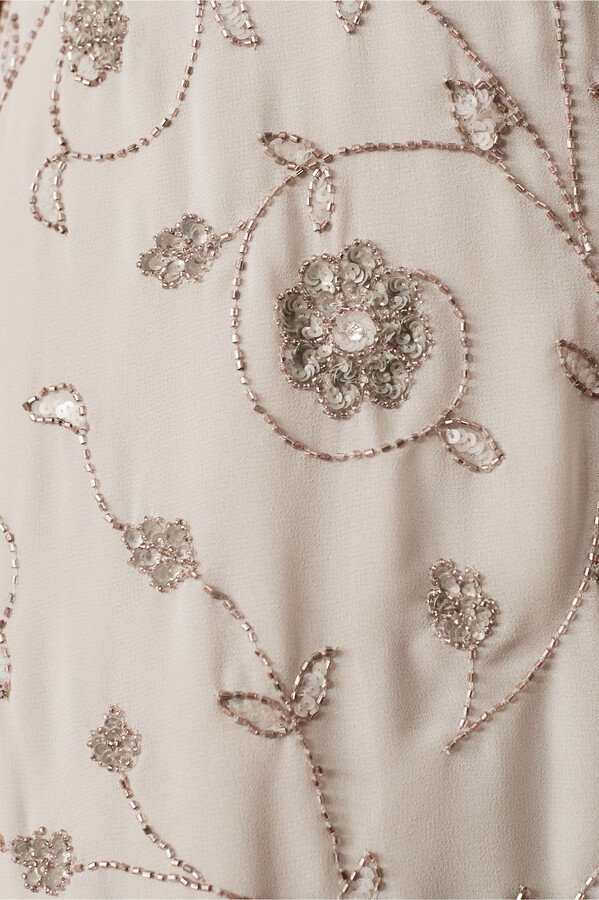 Thumbnail for your product : BHLDN Plymouth Beaded Dress