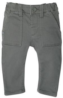 Ikks XR29061 boys's Skinny Jeans in Green