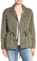 Hudson Women's 'Sienna' Stretch Cotton Field Jacket