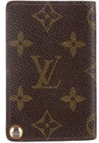 Louis Vuitton Monogram Travel Photo Holder