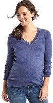 Gap Brooklyn V-neck sweater