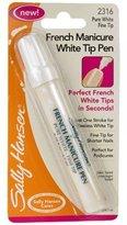 Sally Hansen French Manicure White Tip Pen - Fine Point - Fine Tip Pen