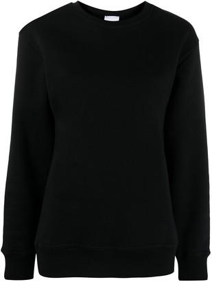 Patou Logo-Print Cotton Sweatshirt