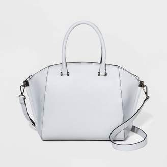 A New Day Structured Wing Satchel Handbag