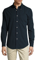 Brooks Brothers Checkered Button-Down Sportshirt