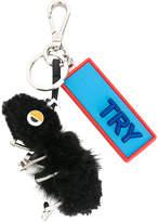 Fendi Ant Bag Charm keyring