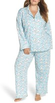 BedHead Plus Size Women's Polar Bear Print Pajamas