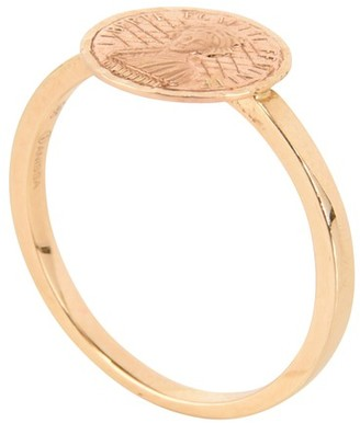 Anissa Kermiche Louise d'Or pinkie ring