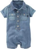 Osh Kosh Oshkosh Short Sleeve Romper - Baby