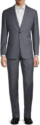 Armani Collezioni Classic Fit Wool Suit