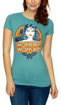 Logoshirt V DC - Wonder Woman - Portrait Logo Women's T-Shirt