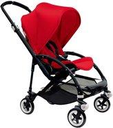 Bugaboo Bee3 Stroller - Red - Dark Khaki - Black