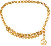 Chanel CC Chain Belt
