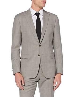 Strellson Premium Men's Aban Suit Jacket, Medium Blue 4, (Size: 52)