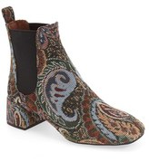 Jeffrey Campbell Women's 'Bellaire' Woven Chelsea Boot