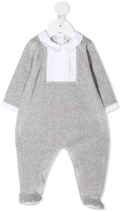 Tartine et Chocolat Bib Cotton Pajamas