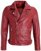 Gipsy Marlon Leather Jacket Rot