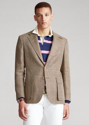 Ralph Lauren The RL67 Glen Plaid Jacket